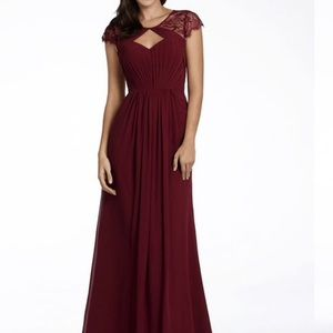 Hayley Paige Occasions Bridesmaids Dress